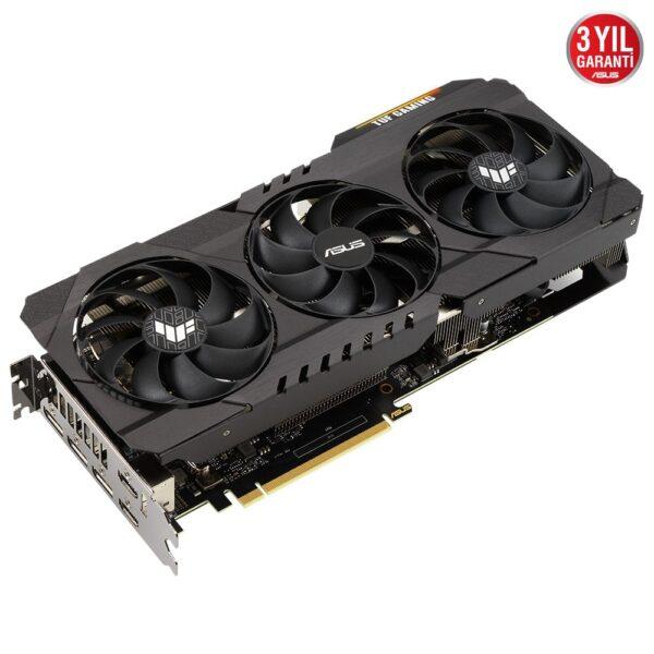 ASUS TUF GeForce RTX 3080 10GB GDDR6X 320 Bit Ekran Kartı Ekran Kartı en iyi fiyat 4