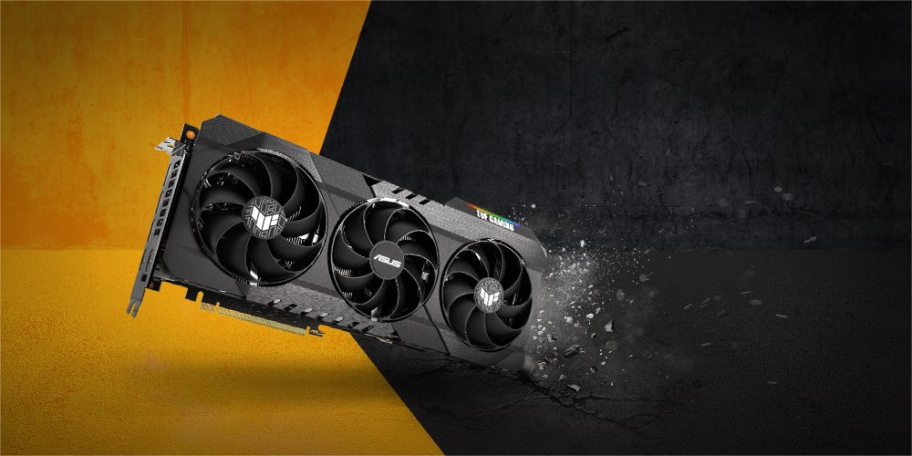 ASUS TUF GeForce RTX 3080 OC 10GB GDDR6X 320 Bit Ekran Kartı