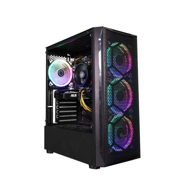 BLADE-580 / AMD Ryzen 5 2600 / ASUS DUAL RX 580 OC 8GB / 8GB RAM / 500GB SSD Gaming Bilgisayar - ASUS Hazır Sistemler