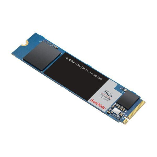 sandisk ultra 3d 500gb nvme m 2 ssd 2400mb okuma 1750mb yazma 3 - SANDISK Ultra 3D 500GB NVMe M.2 SSD (2400MB Okuma / 1750MB Yazma)
