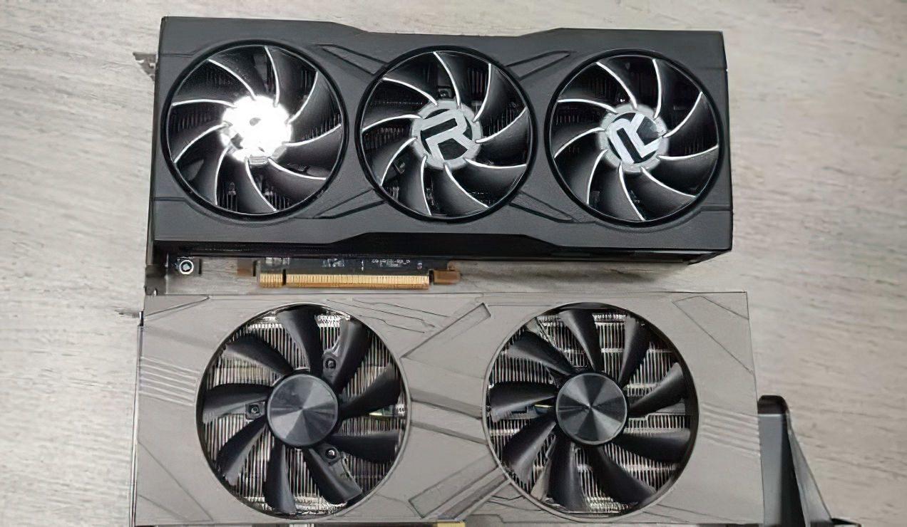 AMD Radeon RX 6800 XT Ve GeForce RTX 3070 Bir Araya Geldi