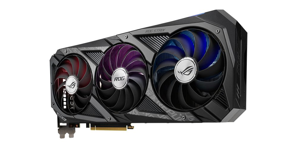 ASUS ROG STRIX GeForce RTX 3070 GAMING 8GB GDDR6 256 Bit Ekran Kartı