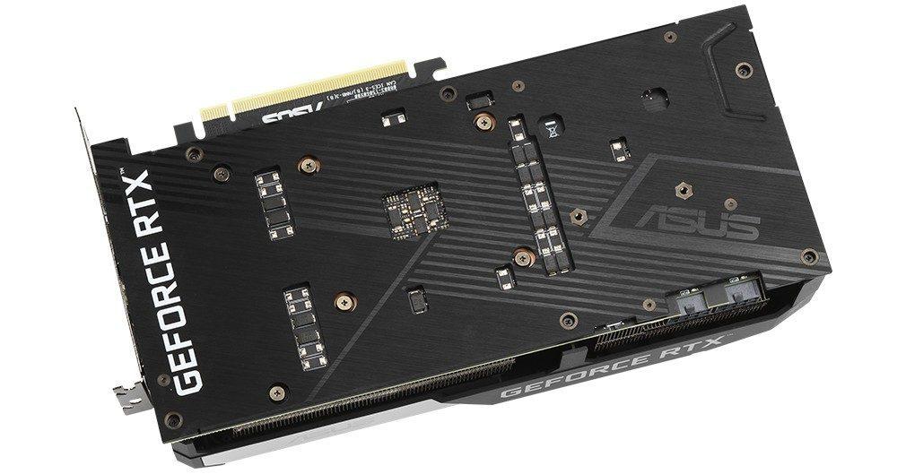 ASUS DUAL GeForce RTX 3070 OC 8GB GDDR6 256Bit Ekran Kartı