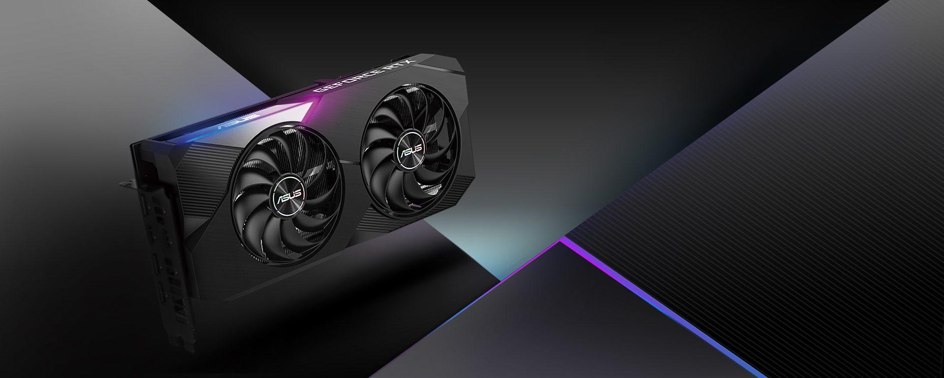 asus dual geforce rtx 3070 8gb gddr6 256bit ekran karti 16940 - ASUS DUAL GeForce RTX 3070 OC 8GB GDDR6 256Bit Ekran Kartı