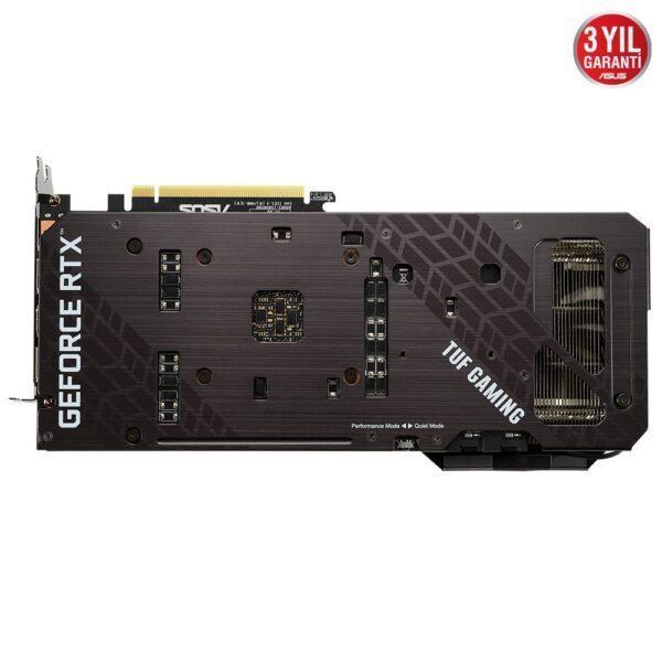 ASUS TUF GeForce RTX 3070 GAMING OC 8GB GDDR6 256 Bit Ekran Kartı - Ekran Kartı 3