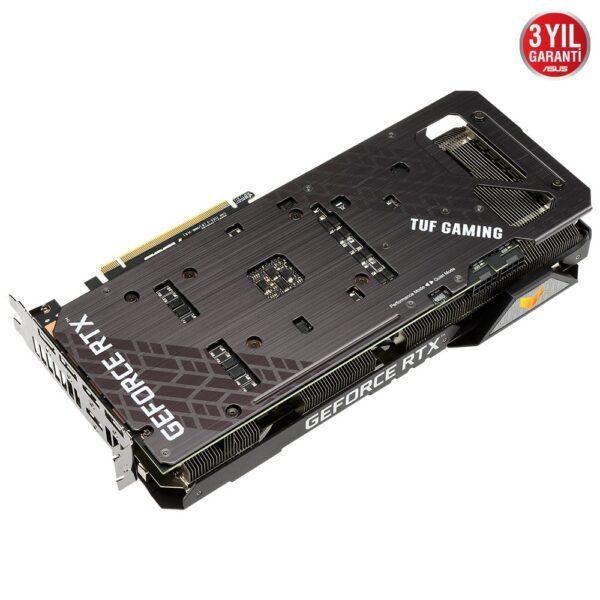 ASUS TUF GeForce RTX 3070 GAMING OC 8GB GDDR6 256 Bit Ekran Kartı - Ekran Kartı 5