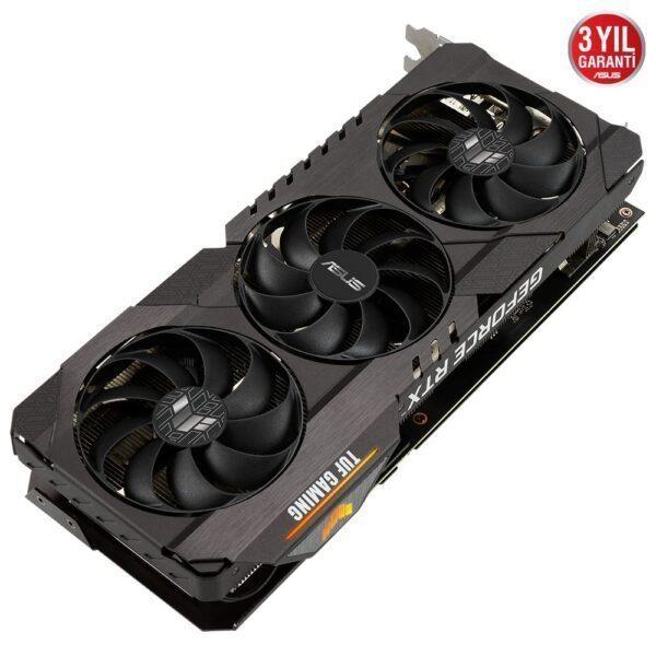 ASUS TUF GeForce RTX 3070 GAMING OC 8GB GDDR6 256 Bit Ekran Kartı - Ekran Kartı 6