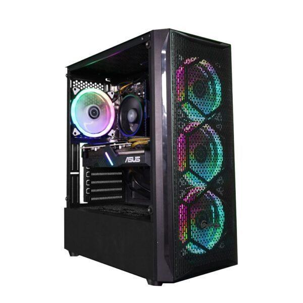 BLADE-3100 / AMD Ryzen 5 1600 / ASUS DUAL RX 5500 XT OC 8GB EVO / 8GB RAM / 500GB M.2 SSD Gaming Bilgisayar - AMD Hazır Sistemler