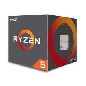 AMD RYZEN 5 1600 AF 3.2GHz 19MB Önbellek 6 Çekirdek AM4 12nm İşlemci İşlemci en iyi fiyat