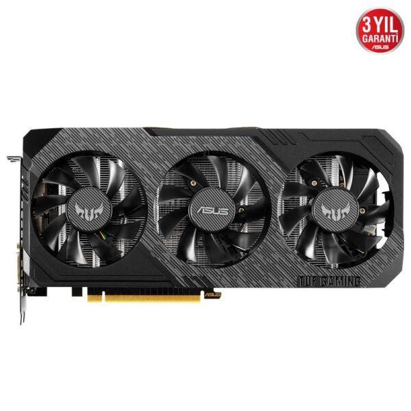 ASUS GeForce TUF 3 GTX 1660 SUPER O6G GAMING 6GB DDR6 192Bit Ekran Kartı - Ekran Kartı 2