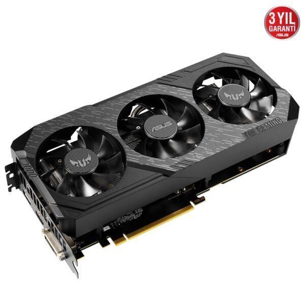 asus geforce tuf 3 gtx 1660 super o6g gaming 6gb ddr6 192bit ekran karti 3 - ASUS GeForce TUF 3 GTX 1660 SUPER O6G GAMING 6GB DDR6 192Bit Ekran Kartı