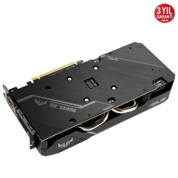asus geforce tuf 3 gtx 1660 super o6g gaming 6gb ddr6 192bit ekran karti 4 - ASUS GeForce TUF 3 GTX 1660 SUPER O6G GAMING 6GB DDR6 192Bit Ekran Kartı