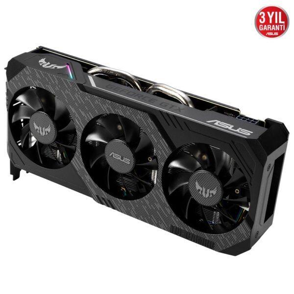 ASUS GeForce TUF 3 GTX 1660 SUPER O6G GAMING 6GB DDR6 192Bit Ekran Kartı - Ekran Kartı 7