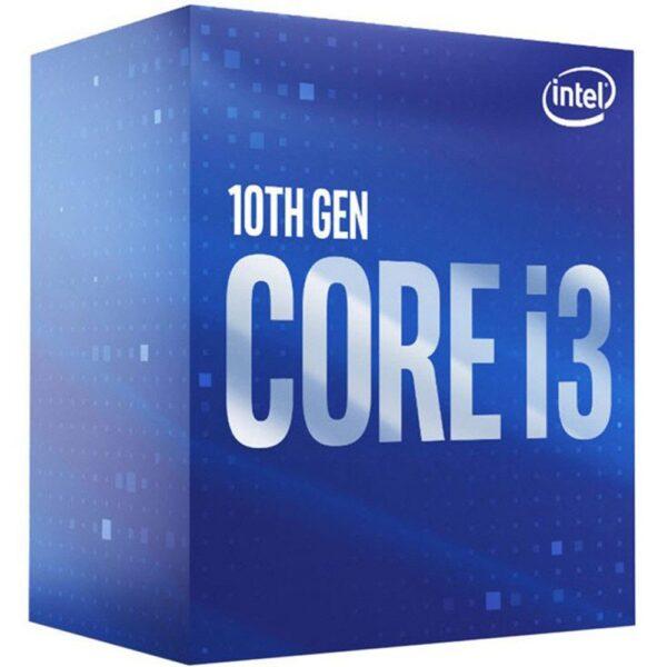 Intel Core i3-10100F 3.60GHz 6MB Önbellek 4 Çekirdek 1200 14nm İşlemci - İşlemci