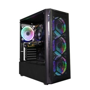 ModArt PC-MA1 / AMD Ryzen 5 3500 / ASUS PHOENIX GTX 1660 SUPER / 16GB RAM / 500GB M.2 SSD Gaming Bilgisayar - ASUS Hazır Sistemler