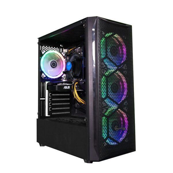 ELWIND-SILVER / INTEL i3-10100F / ZOTAC GTX 1650 OC 4GB / 8GB RAM / 240GB SSD Gaming Bilgisayar
