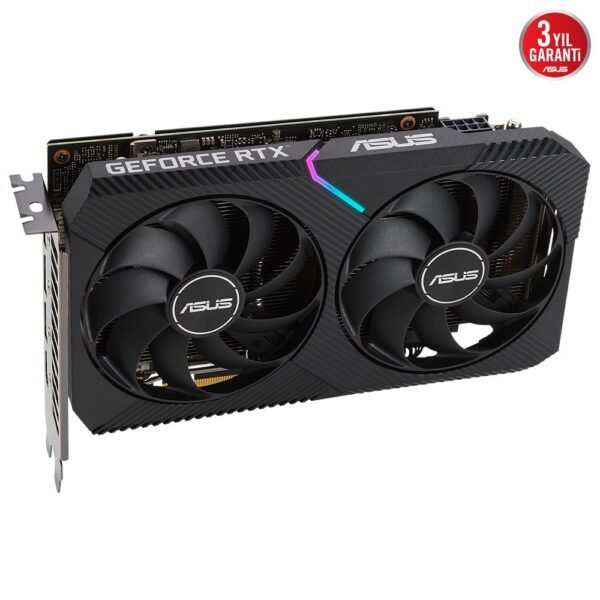 ASUS GeForce DUAL RTX 3060 OC 12GB GDDR6 Ekran Kartı Ekran Kartı en iyi fiyat 5