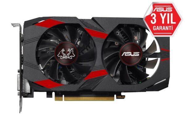 ASUS CERBERUS GeForce GTX 1050Ti OC 4GB GDDR5 128 Bit Ekran Kartı Ekran Kartı en iyi fiyat 2