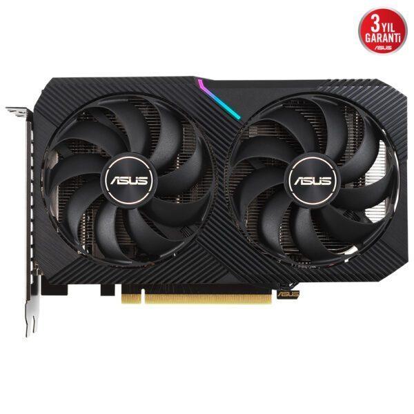 ASUS GeForce DUAL RTX 3060 12GB GDDR6 192bit Ekran Kartı Ekran Kartı en iyi fiyat 2