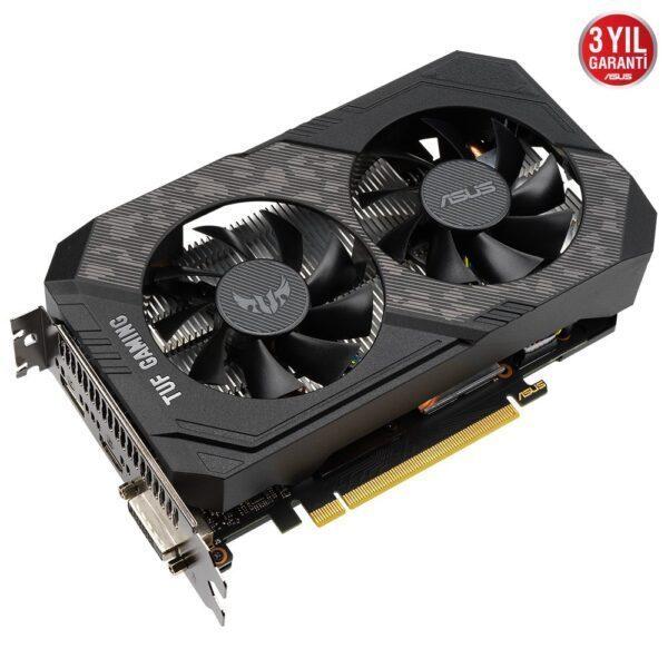 ASUS GeForce TUF GTX 1650 SUPER OC 4GB GDDR6 128Bit Ekran Kartı Ekran Kartı en iyi fiyat 4