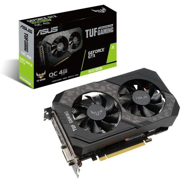 ASUS GeForce TUF GTX 1650 SUPER OC 4GB GDDR6 128Bit Ekran Kartı Ekran Kartı en iyi fiyat