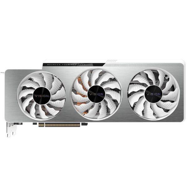 GIGABYTE GeForce RTX 3080 VISION OC 10GB GDDR6X 320 Bit Ekran Kartı - Ekran Kartı 2