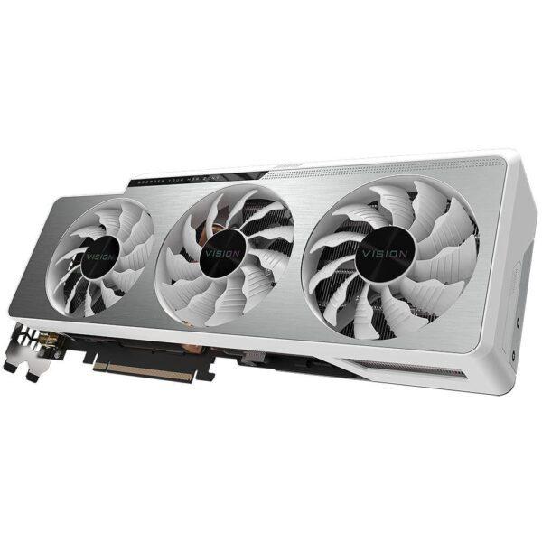 GIGABYTE GeForce RTX 3080 VISION OC 10GB GDDR6X 320 Bit Ekran Kartı - Ekran Kartı 3