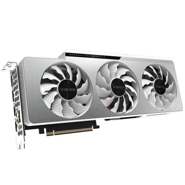 GIGABYTE GeForce RTX 3080 VISION OC 10GB GDDR6X 320 Bit Ekran Kartı - Ekran Kartı 4