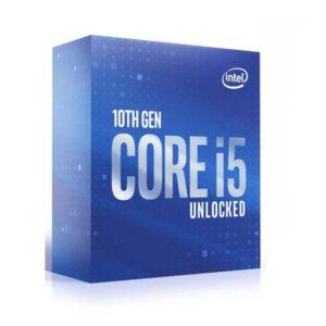 Intel Core i5-10600K 4.10GHz 12MB Önbellek 6 Çekirdek 1200 14nm İşlemci - İşlemci