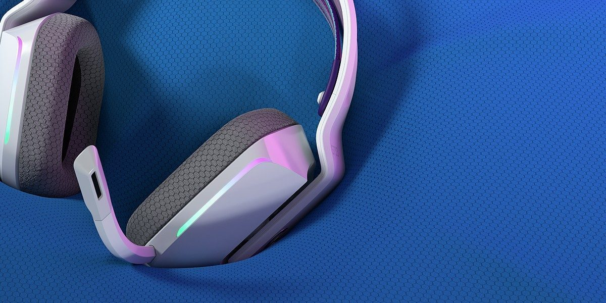 Logitech G G733 Kablosuz RGB 7.1 Surround Ses Oyuncu Kulaklığı - Mavi