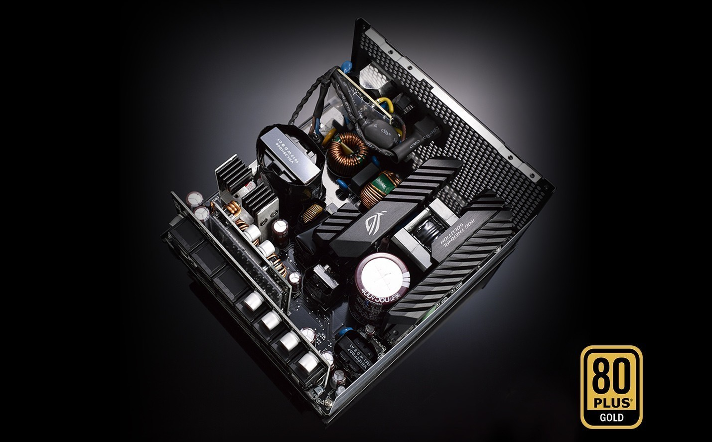 ASUS ROG STRIX 650G 80+ Gold 650W Full Modüler 135mm Fanlı PSU