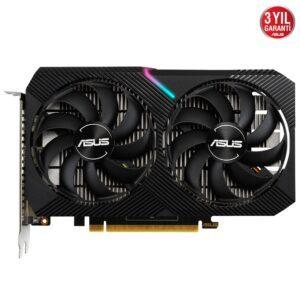 ASUS GeForce DUAL GTX 1650 MINI OC 4GB GDDR6 GAMING Ekran Kartı - Ekran Kartı 3
