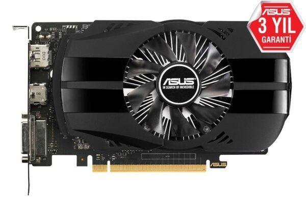 ASUS PHOENIX GeForce GTX 1050 TI 4GB GDDR5 128 Bit Ekran Kartı - Ekran Kartı 4