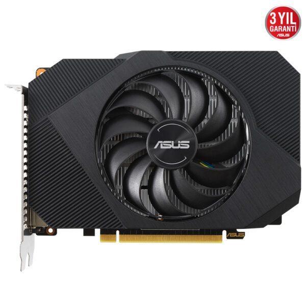 ASUS PHOENIX GeForce GTX 1650 OC 4GB GDDR6 128 Bit Ekran Kartı