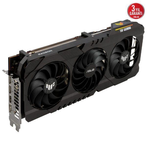 ASUS Radeon TUF RX 6700 XT GAMING OC 12GB GDDR6 192 Bit Ekran Kartı (LHR' siz)