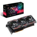 ASUS ROG STRIX Radeon RX 5600 XT T6G 6GB GDDR6 192 Bit Ekran Kartı