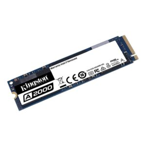 KINGSTON 500GB A2000 NVMe M.2 SSD (2200MB Okuma / 2000MB Yazma) - SSD 3