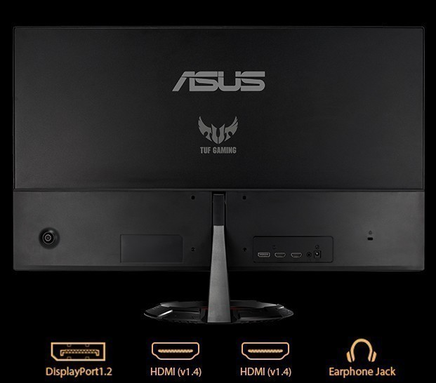 "ASUS TUF Gaming VG279Q1R 27"" Full HD, 144Hz, 1ms Oyuncu Monitörü"