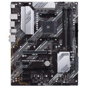 ASUS PRIME B550-PLUS 4600MHz(OC) DDR4 Soket AM4 M.2 DP HDMI ATX Anakart Anakart en iyi fiyat