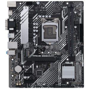 ASUS PRIME B560M-K 4800MHz DDR4 Soket Intel 1200 M.2 mATX Anakart Anakart en iyi fiyat