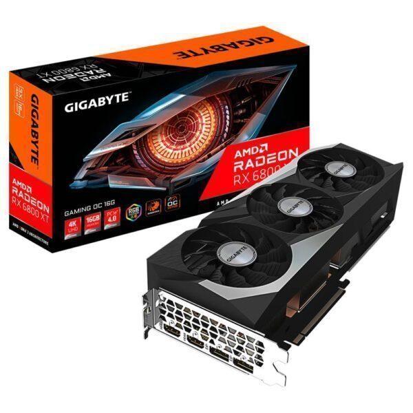 GIGABYTE Radeon RX 6800 XT GAMING OC 16GB GDDR6 256 Bit Ekran Kartı Ekran Kartı en iyi fiyat