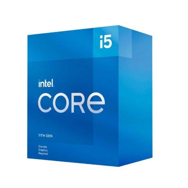 INTEL Core i5-11400F 2.6GHz 12MB Önbellek 6 Çekirdek 1200 14nm İşlemci İşlemci en iyi fiyat 2