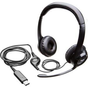 Logitech H390 Usb Mikrofonlu Kulaklık Kulaklık en iyi fiyat