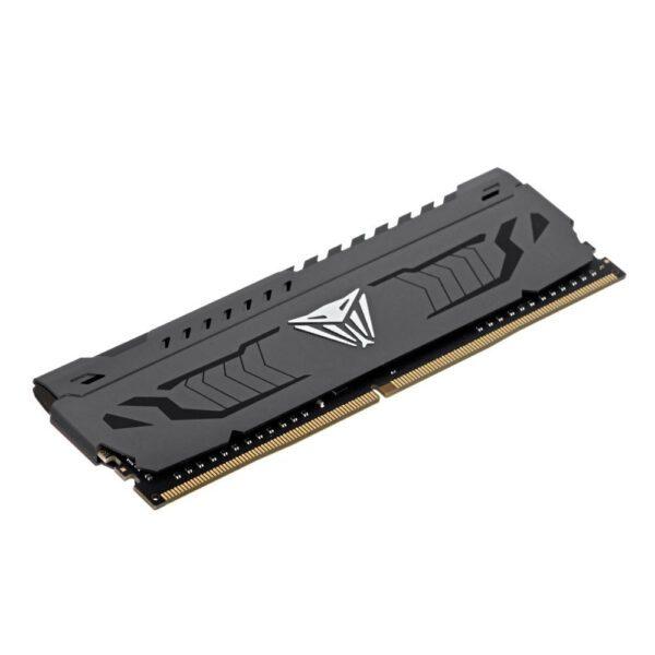 PATRIOT 8GB Viper Steel Siyah 3200MHz CL16 DDR4 Single Kit Ram RAM Bellek en iyi fiyat 2