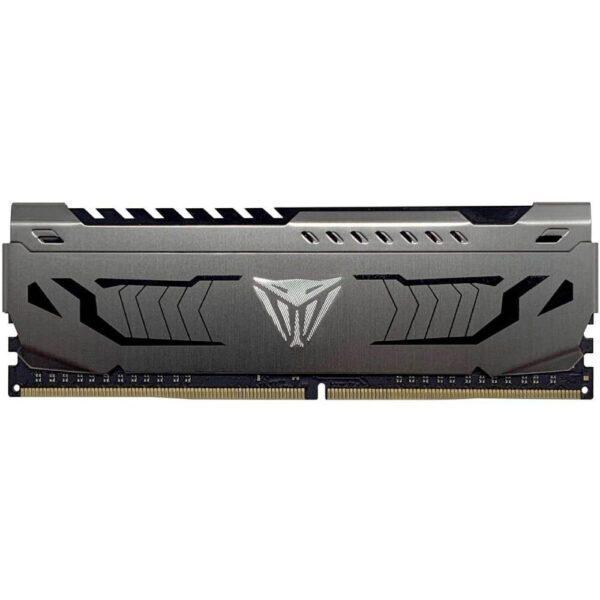 PATRIOT 8GB Viper Steel Siyah 3200MHz CL16 DDR4 Single Kit Ram RAM Bellek en iyi fiyat