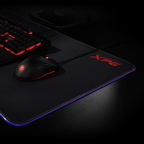 XPG BATTLE GROUND XL PRIME RGB GAMING MOUSE PAD Mouse Pad en iyi fiyat 3