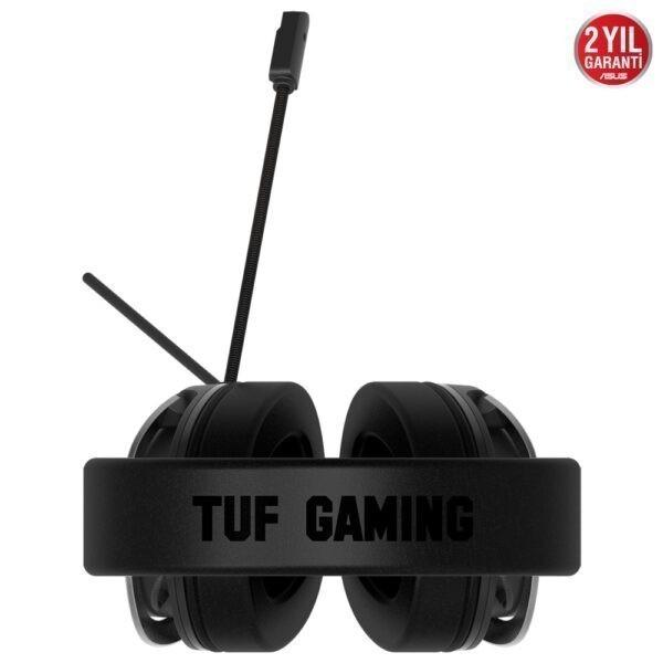 ASUS TUF Gaming H3 Gun Metal 7.1 Surround Oyuncu Kulaklık