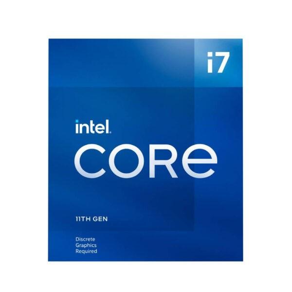 Intel Core I7 11700f 2 5ghz 16mb Onbellek 8 Cekirdek 1200 14nm Islemci