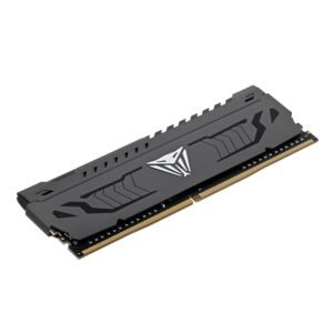 PATRIOT 8GB Viper Steel Siyah 3000MHz CL16 DDR4 Single Kit Ram RAM Bellek en iyi fiyat