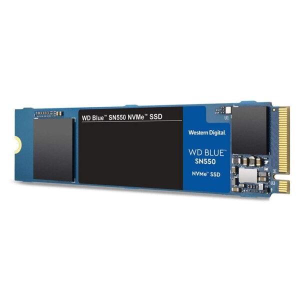 Wd Blue Sn550 500gb Nvme M 2 Ssd 2400mb Okuma 1750mb Yazma